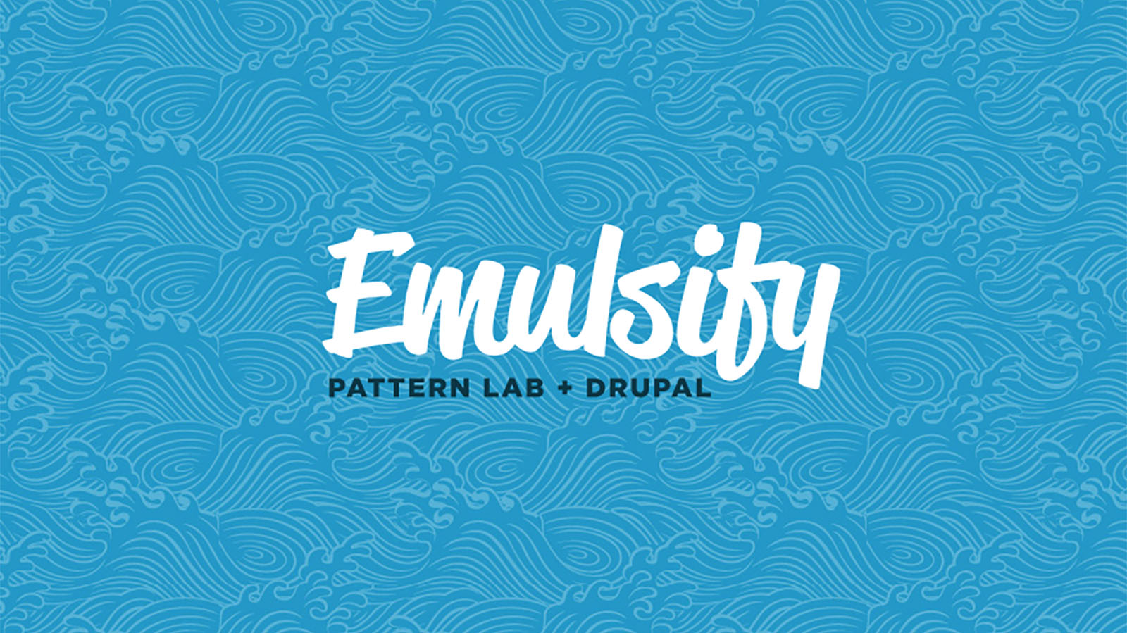 Emulsify Drupal Theme Logo by Four Kitchens.
