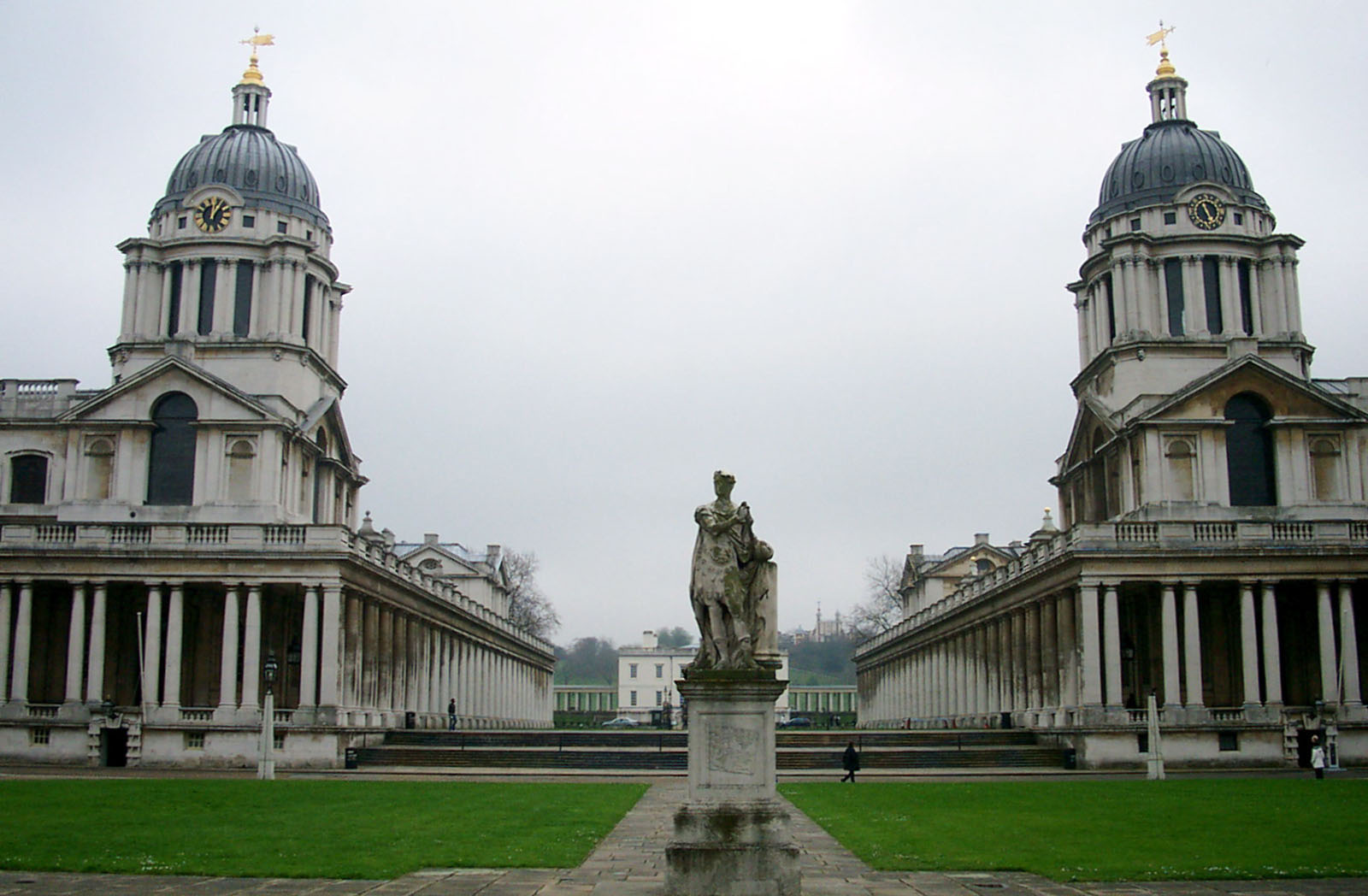 Old Royal Naval College, Greenwich.