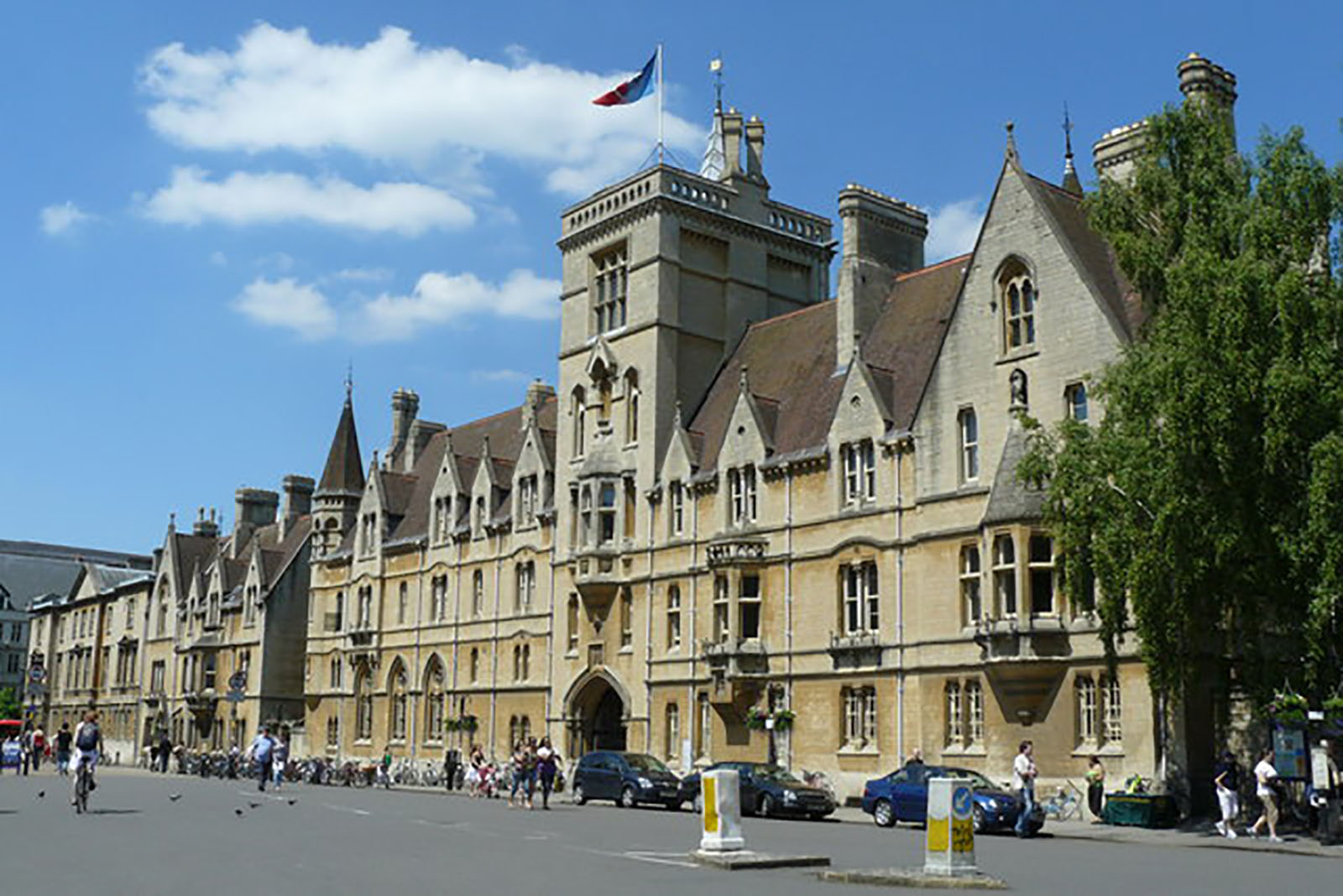 Oxford - Balliol College.