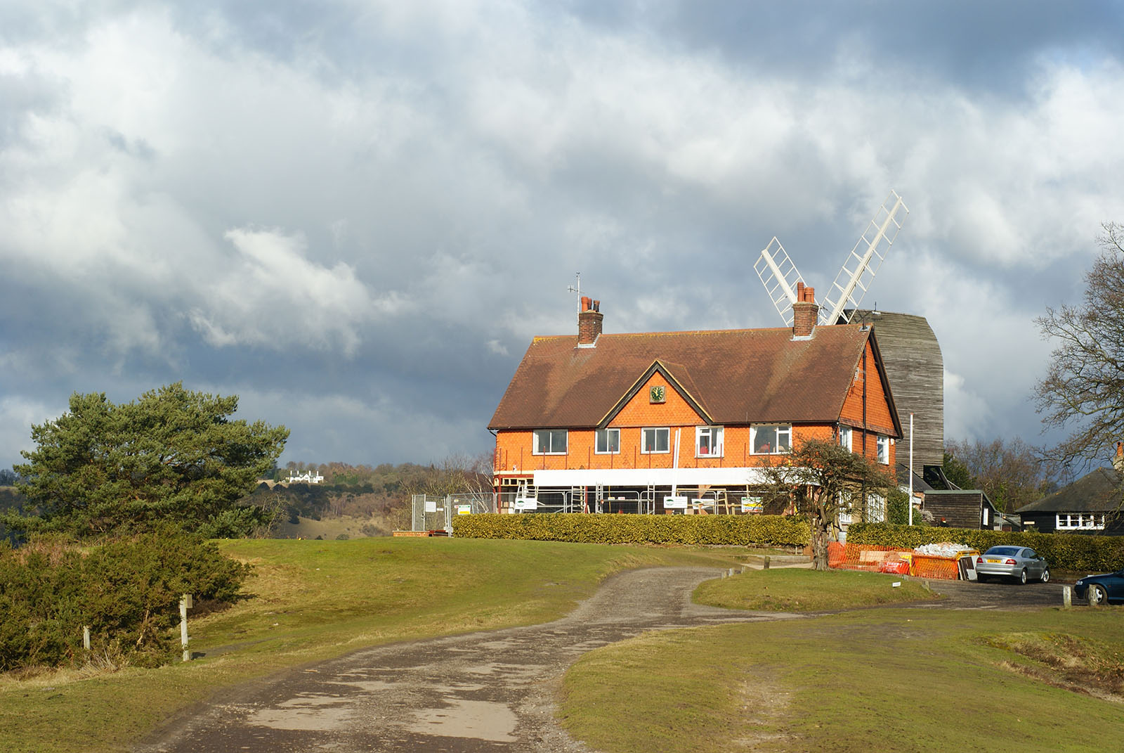 Reigate Heath Golf Club.