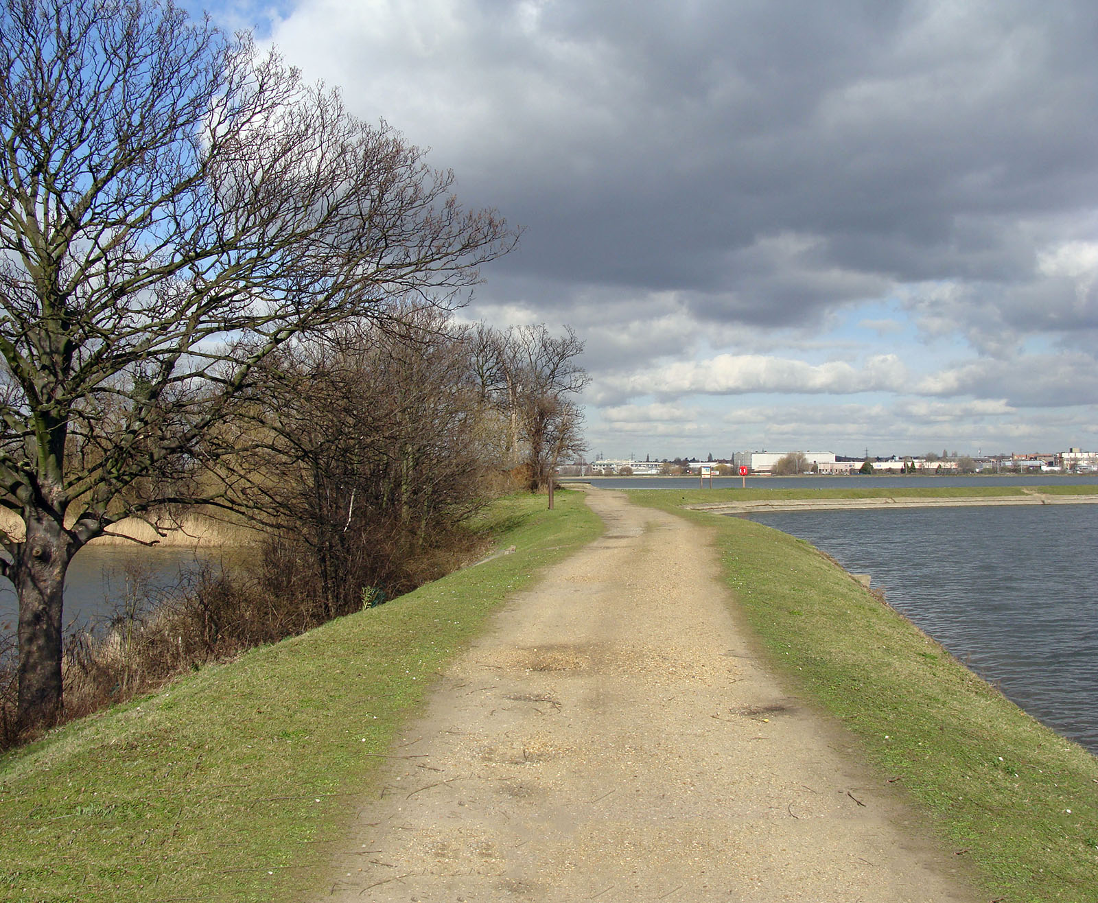 Walthamstow Reservoirs.